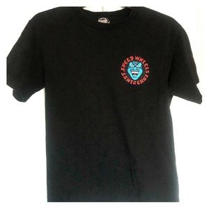 Men's Vintage Santa Cruz Skateboard T-Shirt